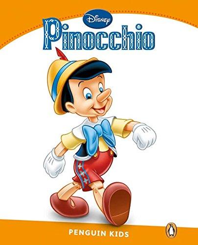 Penguin Kids 3 Pinocchio Reader (Pearson English Kids Readers) - 9781408288610