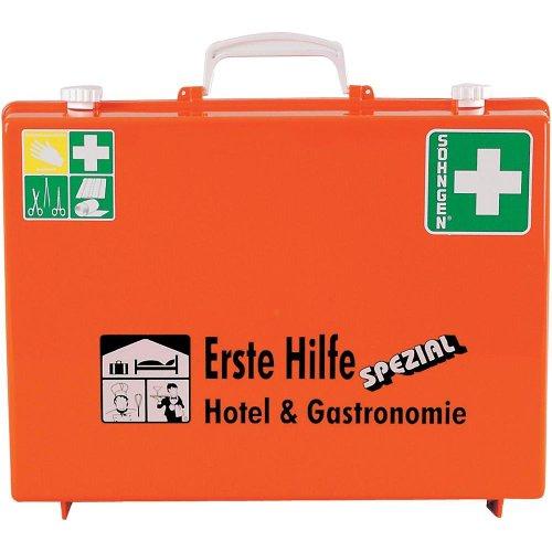 Söhngen 0360103Kit Erste Hilfe in Koffer Hotels & Restaurants DIN 13157+ Erweiterungen