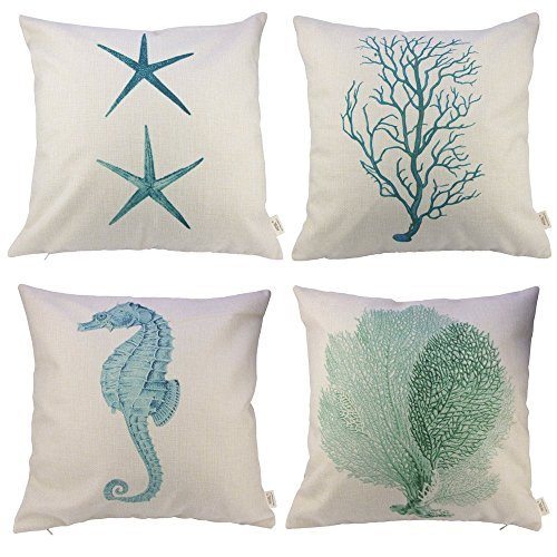 beety-p46-4-pack-cotton-linen-18-square-throw-pillow-case-shell-decorative-cushion-cover-pillowcase-