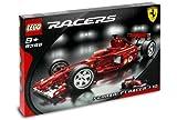 LEGO Racers 8386 - Ferrari F1 Racer, groß - LEGO