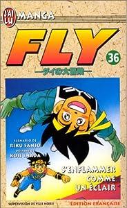 Dragon Quest - La Quête de Daï - Fly Edition simple Tome 36