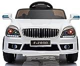 Toyas Lizenz B-Sport Kinderauto mit Fernbedienung Elektro Kinderfahrzeug Elektronik Kinder Elektrisch Auto Akku + Ladegerät