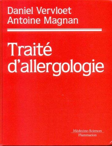 Traité d'allergologie