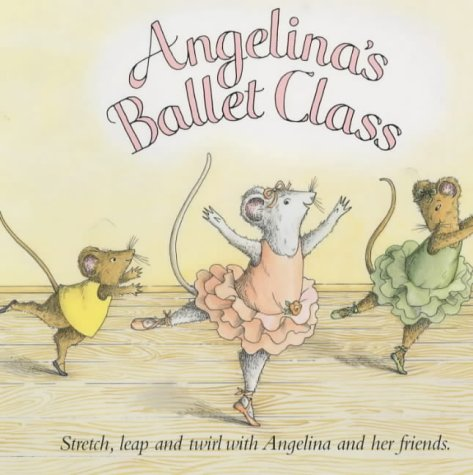 Angelina's Ballet Class
