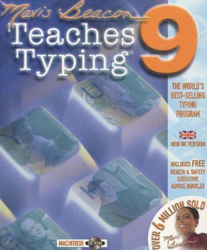 Mavis Beacon Teaches Typing 9 - Mac edition