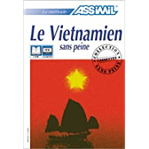 Le Vietnamien sans peine (1 livre + coffret de 4 cassettes)