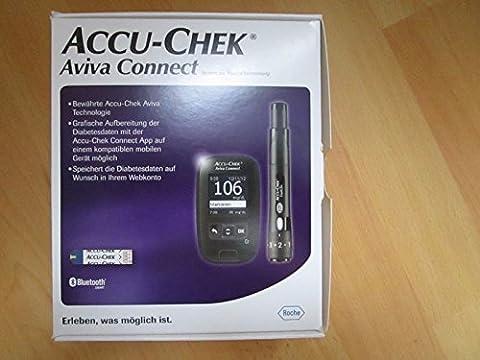 Roche ACCU-CHEK Aviva connect NEU OVP inkl. 10 Teststreifen +