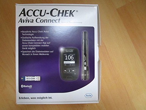 roche-accu-chek-aviva-connect-neu-ovp-inkl-10-teststreifen-stechhilfe