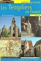 MEMO - Les Templiers en FRANCE