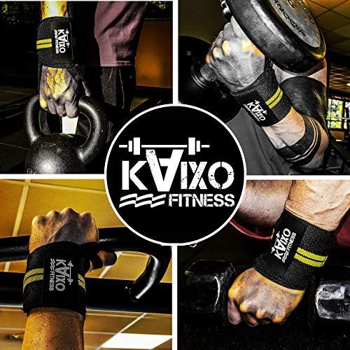 Zoom IMG-2 kaixo fitness fasce polso palestra