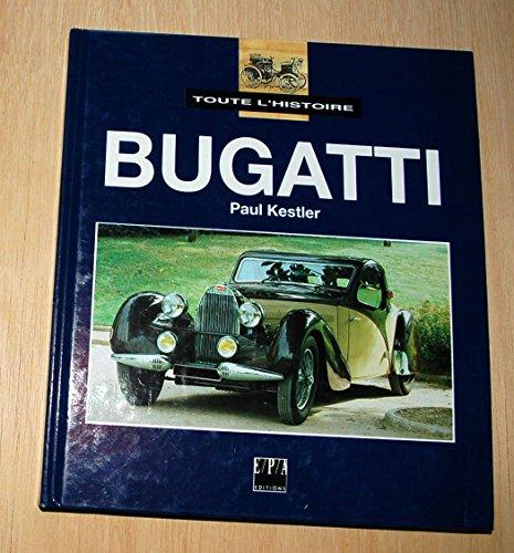 Bugatti par Paul Kestler