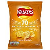 Walkers Crisps Roast Chicken 32 x 32,5g