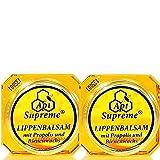 ApiSupreme Lippenbalsam Propolis (2x12ml)...