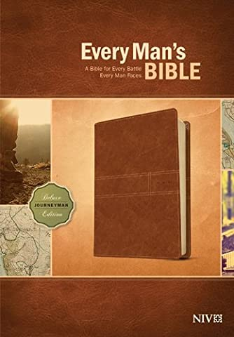 Every Man's Bible NIV: Deluxe Journeyman Edition by Arterburn, Stephen,