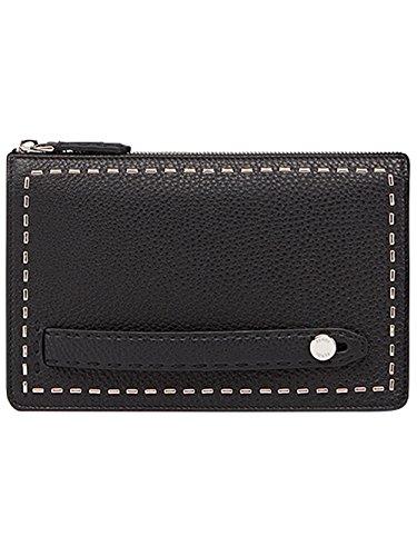 Fendi Herren 7Va35074df0gxn-Mcf Schwarz Leder - Schwarz Handtaschen Fendi