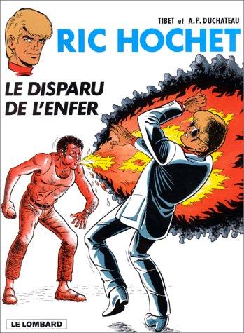 Ric Hochet, tome 39 : Le Disparu de l&#3...