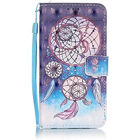 Buona Qualità PU Leather Wallet Paraurti Cover per Samsung Galaxy