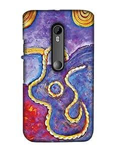 PrintHaat 3D Hard Polycarbonate Designer Back Case Cover for Motorola Moto G Turbo Edition :: Virat FanBox Moto G Turbo Virat Kohli