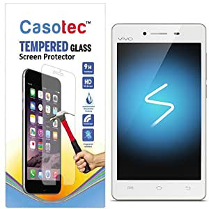 Casotec Tempered Glass Screen Protector for Vivo Y51L