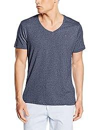 Hilfiger Denim Thdm Vn Knit S/s 11, T-Shirt Homme