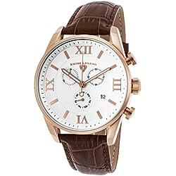 Reloj - Swiss Legend - Para Hombre - 22011-RG-02-BRN