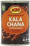 KTC Kala Chana 400 g (Pack of 12)