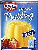 Dr. Oetker Original Pudding Vanille, (3 x 37 g)