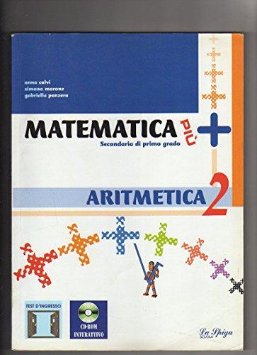 Matematica pi. Aritmetica. Vol. 1-2. Con portfolio. Per la Scuola media. Con CD-ROM. Con espansione online