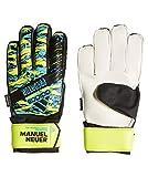 adidas Kinder Predator Manuel Neuer Top Training Fingersave Junior Torwarthandschuhe, solar Yellow/Bright...