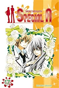 Special A Edition simple Tome 17