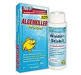 SPARSET Herbst-Winter - Hochwirksame Produktkombination gegen Algen und für beste Wasserqualität