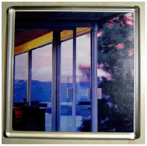 geli Thermo Plastic Untersetzer NORA quadratisch aus Kunststoff, Farbe:anthrazit, Größe:50 x 50 cm - Bild 2
