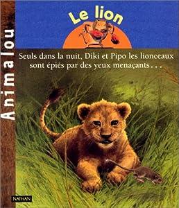 """Afficher """"Animalou le lion"""""""
