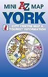 A-Z York Mini Map (A-Z Mini Map)