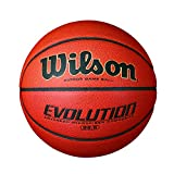 Die besten Wilson Indoor-Basketball - Wilson Evolution Indoor Game Basketball, unisex - erwachsene Bewertungen