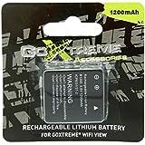 Easypix GoXtreme Accessory Batterie rechargeable pour Wi-Fi View caméra