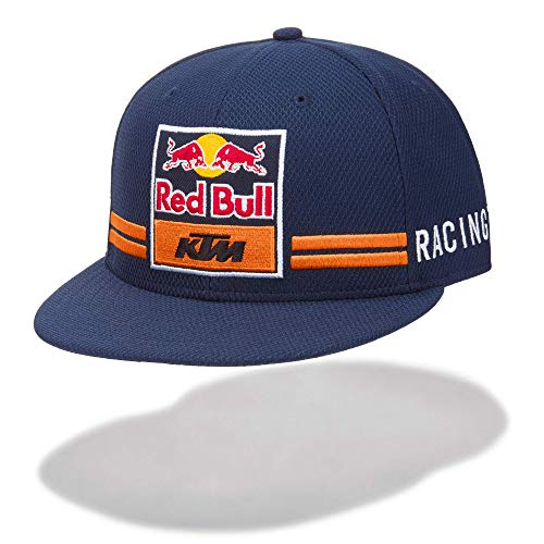 Red Bull KTM New Era 9Fifty KTM cap, Blu Unisex Taille Unique Cappello, KTM Factory Racing Abbigliamento & Merchandising Uff
