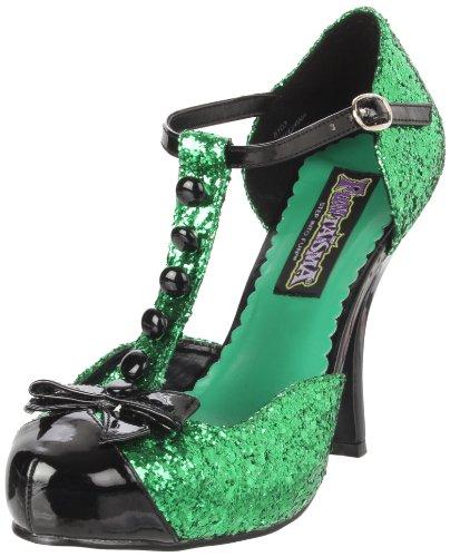 Funtasma - zapatos de tacón mujer, color Multicolor, talla UK (5) US (8) EU (38)
