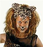 Perücke Katze Tiger Leopard Cats tiger/tizian Damen