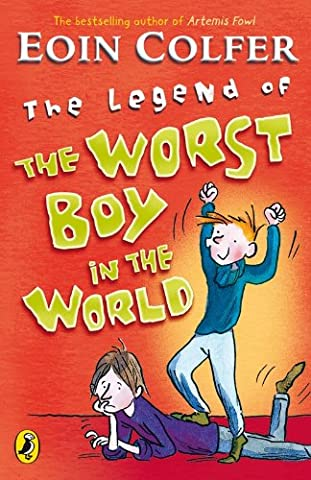 Boy In A - The Legend of the Worst Boy in