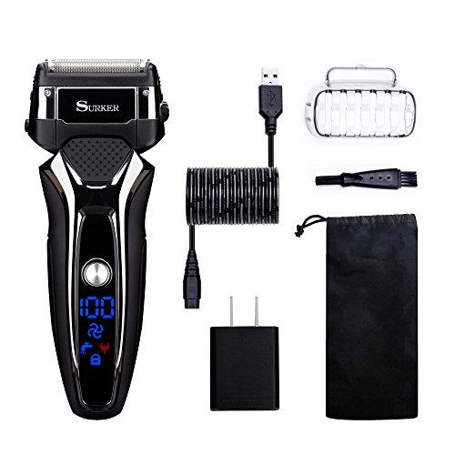 Afeitadora Para Electrica Para Hombres Uso En Humedo