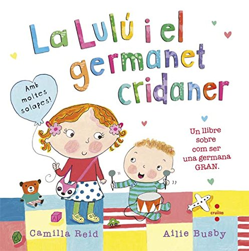Lulu and the Noisy Baby Co ed por Reid Camilla