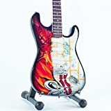 Pink Floyd - The Wall Tribute - Replica chitarra in miniatura exclusive