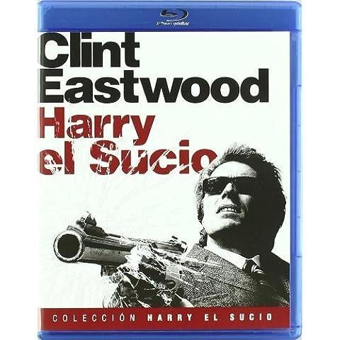 Harry El Sucio Edicion Especial Blu-Ray