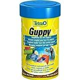 Tetra Guppy 100 ml, Flockenfutter, Hauptfutter