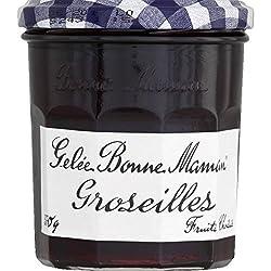Bonne Maman - Gelée De Groseilles, Fruits Choisis - Le Pot De 370g - Price Per Unit