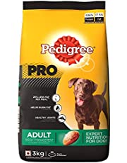 Pedigree PRO Expert Nutrition Adult Dogs (+2 Years) Dry Dog Food Food, Weight Management, 3kg Pack