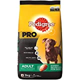 Pedigree PRO Expert Nutrition Adult Dogs (+2 Years) Dry Dog Food, Weight Management, 3kg Pack