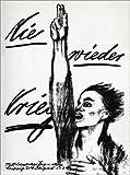 Posterlounge Leinwandbild 100 x 130 cm: Nie Wieder Krieg von Käthe Kollwitz - fertiges Wandbild, Bild auf Keilrahmen, Fertigbild auf Echter Leinwand, Leinwanddruck
