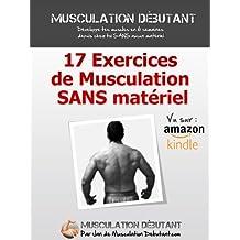 17 Exercices de Musculation Sans Matériel
